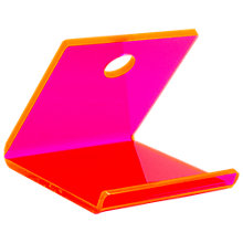 Buy Lund London Acrylic Tablet Stand, Pink Online at johnlewis.com