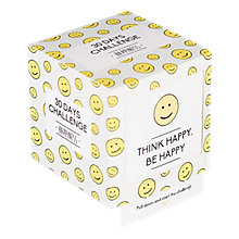 Buy 30 Day Challenge Happiness Online at johnlewis.com