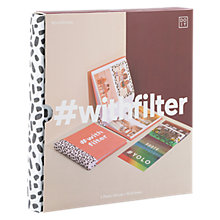 Buy DOIY #Filter Photo Album Online at johnlewis.com