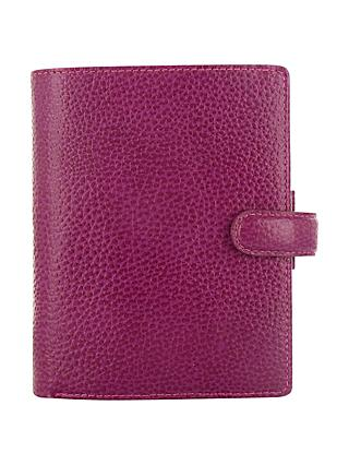 Filofax Finsbury Leather Pocket Organiser