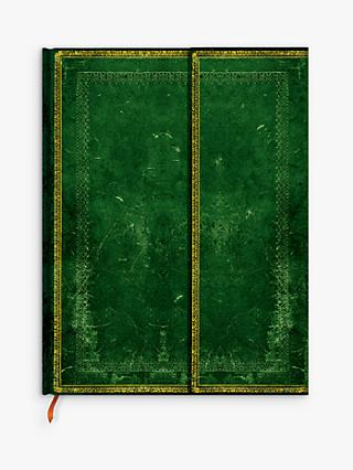 Paperblanks Jade Wrap Around Ultra Notebook