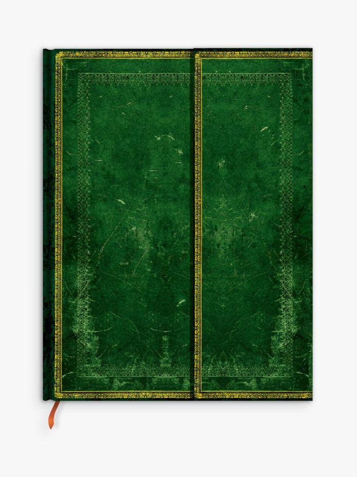 Paperblanks Paperblanks Jade Wrap Around Ultra Notebook