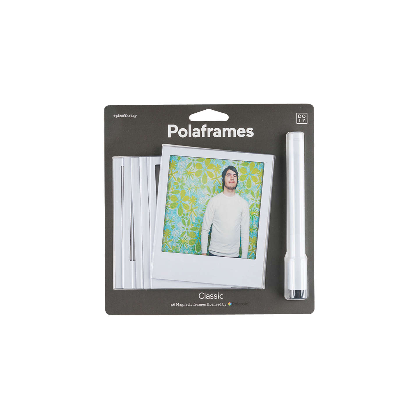 Offer: DOIY Classic Polaframes, Pack of 6 at John Lewis