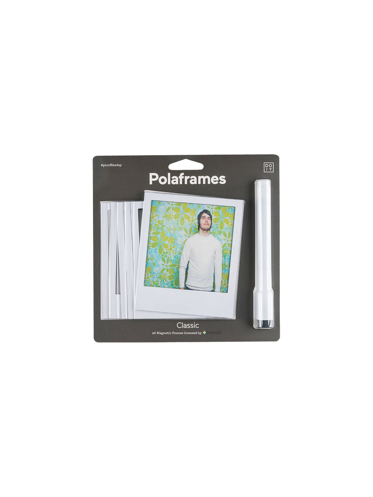 DOIY Classic Polaframes, Pack of 6 at John Lewis & Partners