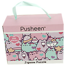 Buy Pusheen Jigsaw Puzzle, 200 Pieces Online at johnlewis.com