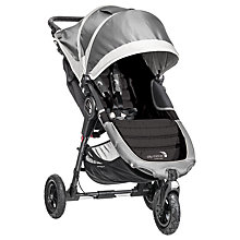 Buy Baby Jogger City Mini GT Pushchair, Grey Online at johnlewis.com