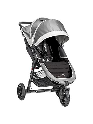 Baby Jogger City Mini GT Pushchair, Grey