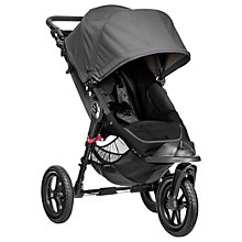 Buy Baby Jogger City Elite Pushchair, Titanium Online at johnlewis.com
