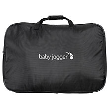 Buy Baby Jogger Single Pushchair Carry Bag, Black Online at johnlewis.com