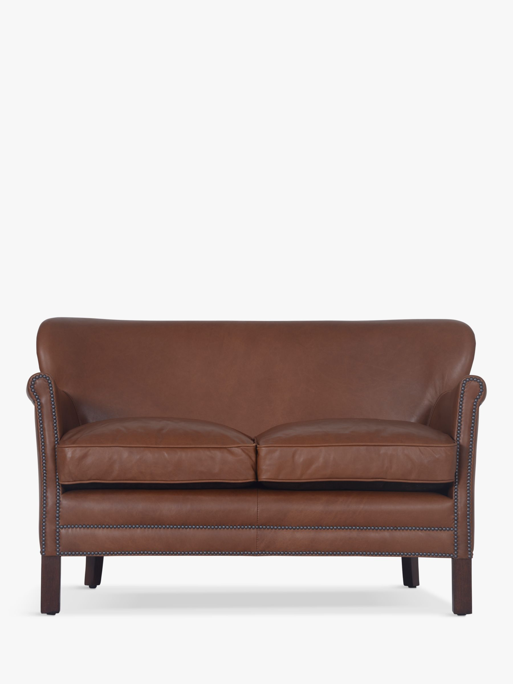 Halo Halo Little Professor Petite 2 Seater Leather Sofa