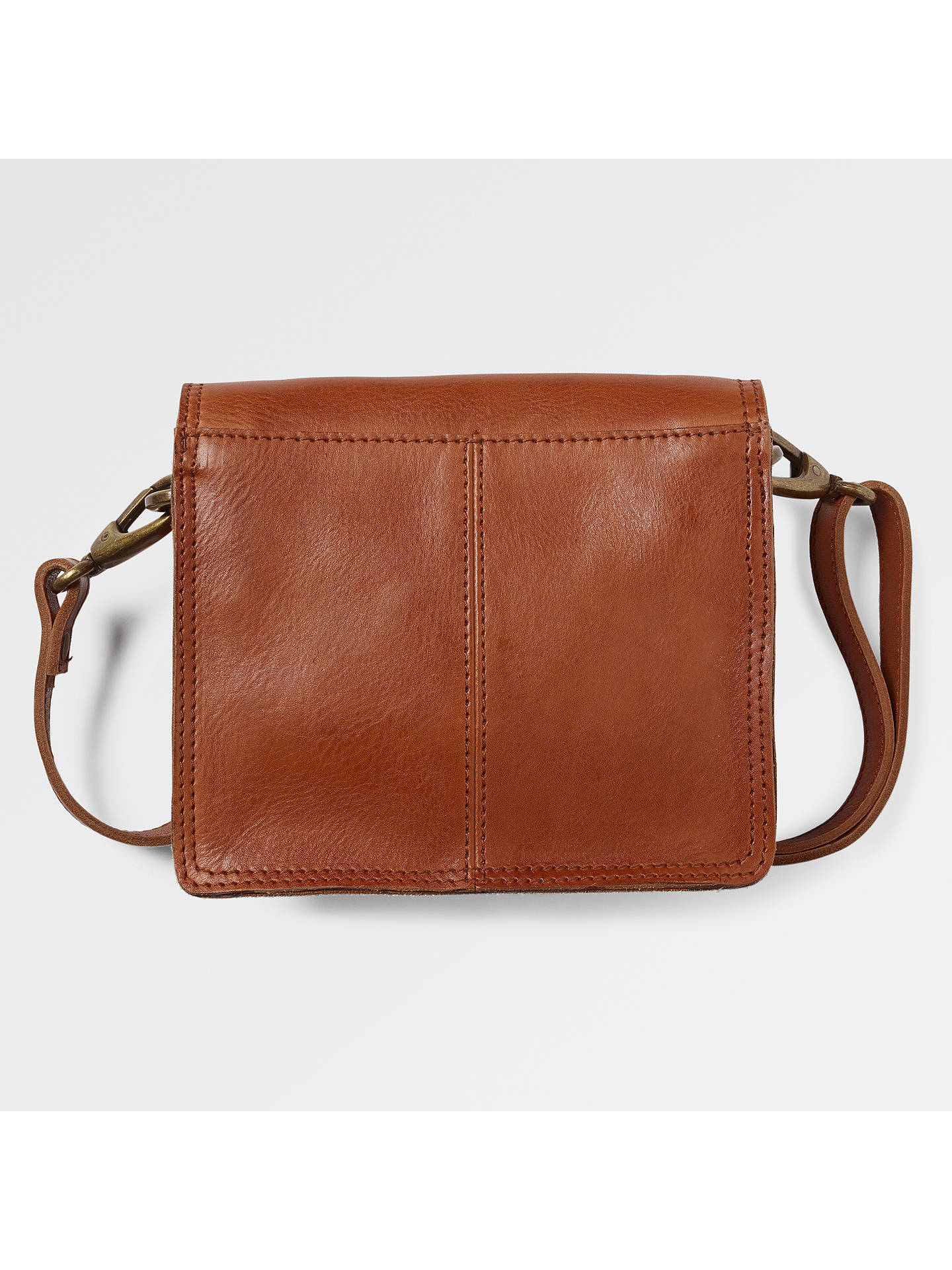 686404a290 ... Buy Fat Face Small Leather Cross Body Bag