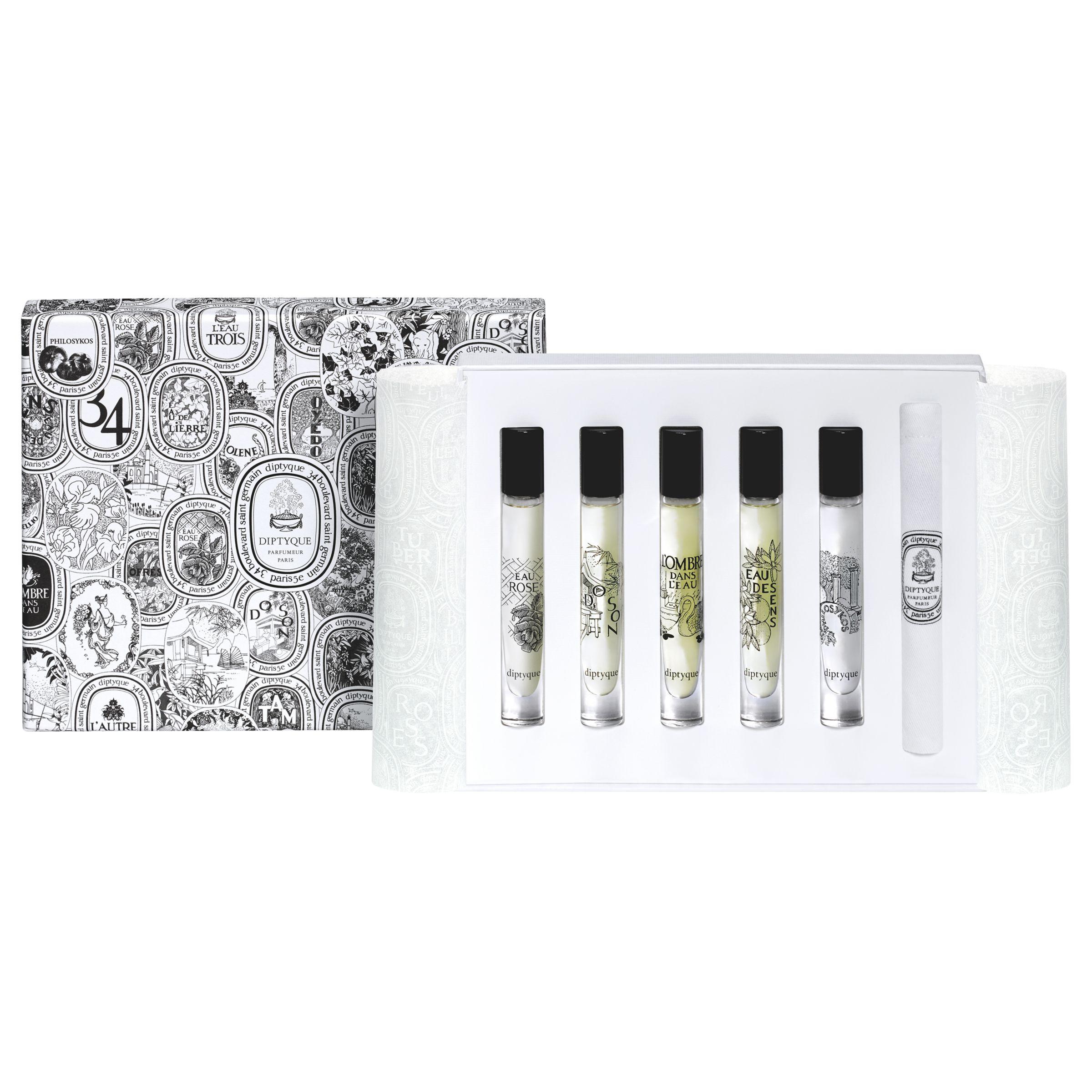 Diptyque Diptyque Eau de Toilette Fragrance Set