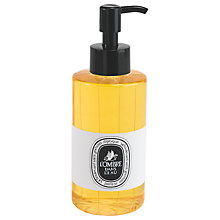 Buy Diptyque L'Ombre Dans L'Eau Shower Oil, 200ml Online at johnlewis.com
