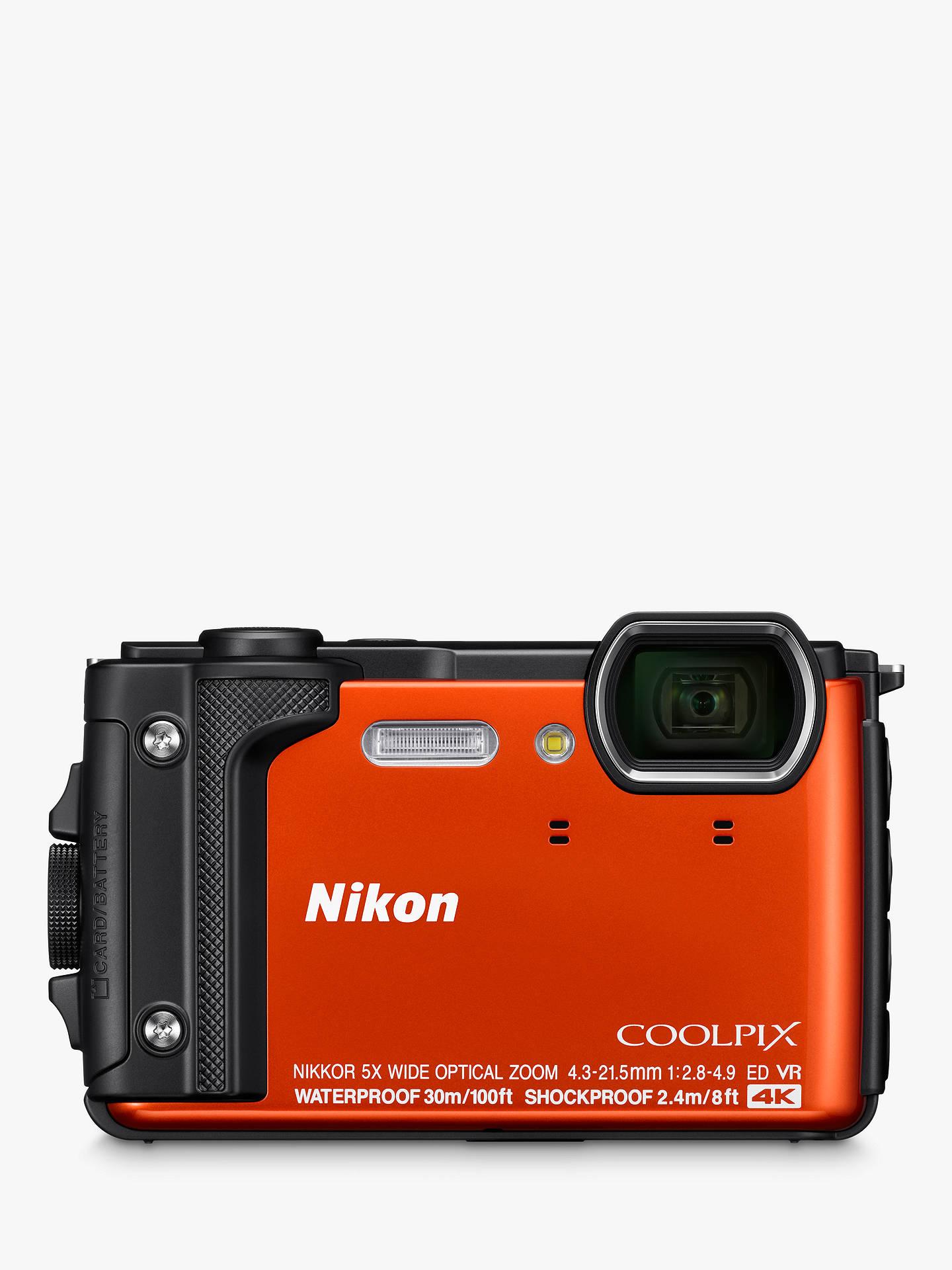 BuyNikon COOLPIX W300 GPS Waterproof Freezeproof Shockproof Dustproof Digital Camera 16MP
