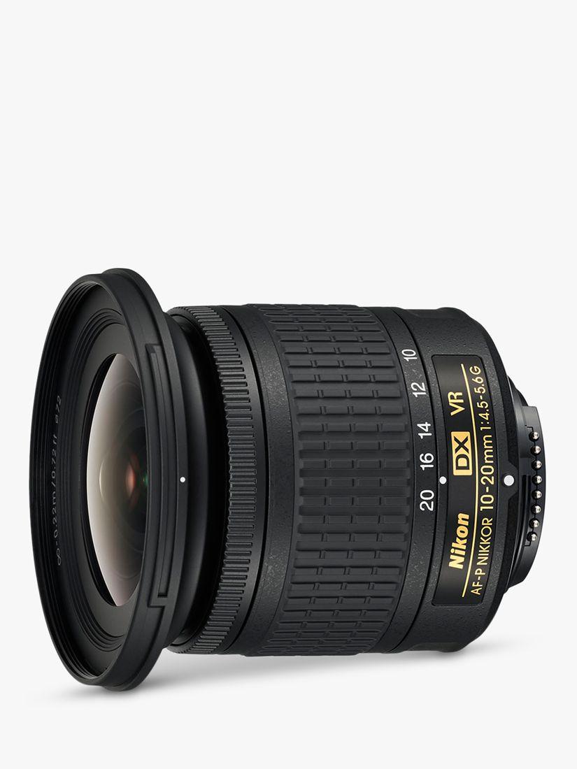 Nikon Nikon AF-P DX NIKKOR 10-20mm f/4.5-5.6 G VR Ultra-Wide Zoom Lens