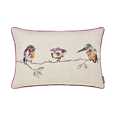 Harlequin Salice Cotton Cushion, Multi