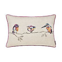 Buy Harlequin Salice Cotton Cushion, Multi Online at johnlewis.com