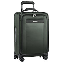 Buy Briggs & Riley Transcend 4-Wheel 56cm Expandable Cabin Suitcase Online at johnlewis.com