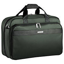 Buy Briggs & Riley Transcend Clamshell Cabin Bag, Rainforest Online at johnlewis.com