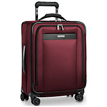 Buy Briggs & Riley Transcend 4-Wheel Expandable 53.5cm Cabin Suitcase Online at johnlewis.com