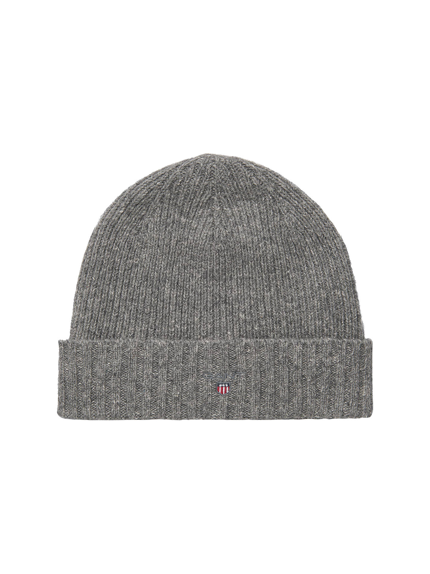 282721c48bb Buy GANT Wool Cotton Beanie Hat