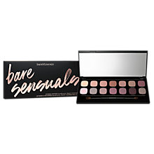 Buy bareMinerals The Bare Sensuals™ Ready® Eyeshadow 14.0 Online at johnlewis.com