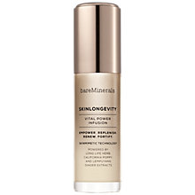Buy bareMinerals SkinLongevity® Vital Power Infusion Online at johnlewis.com