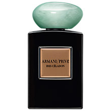 Buy Giorgio Armani / Privé  Iris Céladon, 100ml Online at johnlewis.com