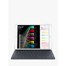 "Buy Apple Smart Keyboard for 10.5"" iPad Pro, Grey Online at johnlewis.com"