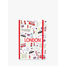 Buy Milly Green London Icons A5 Notebook Online at johnlewis.com