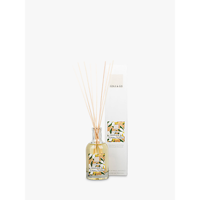Cole & Co Jasmine & Ylang Ylang Diffuser, 200ml