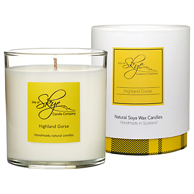 Isle of Skye Candle Company Highland Gorse Candle