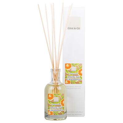 Cole & Co White Tea & Mandarin Diffuser, 200ml