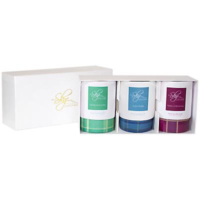 Isle Of Skye Candle Company Gift Set, Set of 3