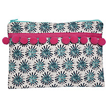 Buy IzziRainey Dandelion Pompom Wash Bag Online at johnlewis.com