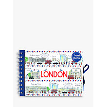 Buy Milly Green London Icons Travel Journal Online at johnlewis.com