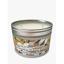 Buy Cole & Co Jasmine &Ylang Ylang Candle Tin, 250g Online at johnlewis.com