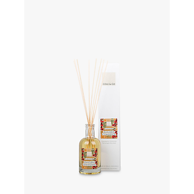 Cole & Co Zanzibar Cedarwood Diffuser, 200ml