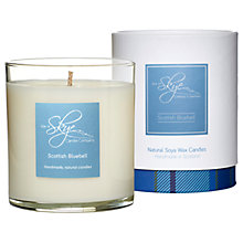 Buy Isle of Skye Candle Company Scottish Bluebell Candle Online at johnlewis.com