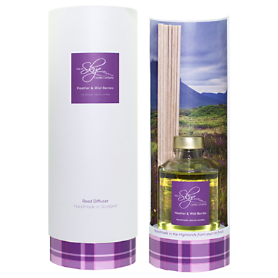 Isle of Skye Candle Company Heather & Wild Berries Diffuser