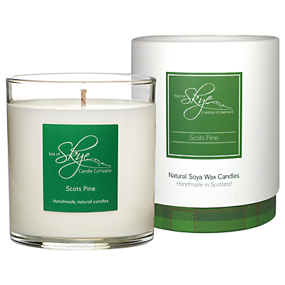 Isle of Skye Candle Company Scots Pine Candle