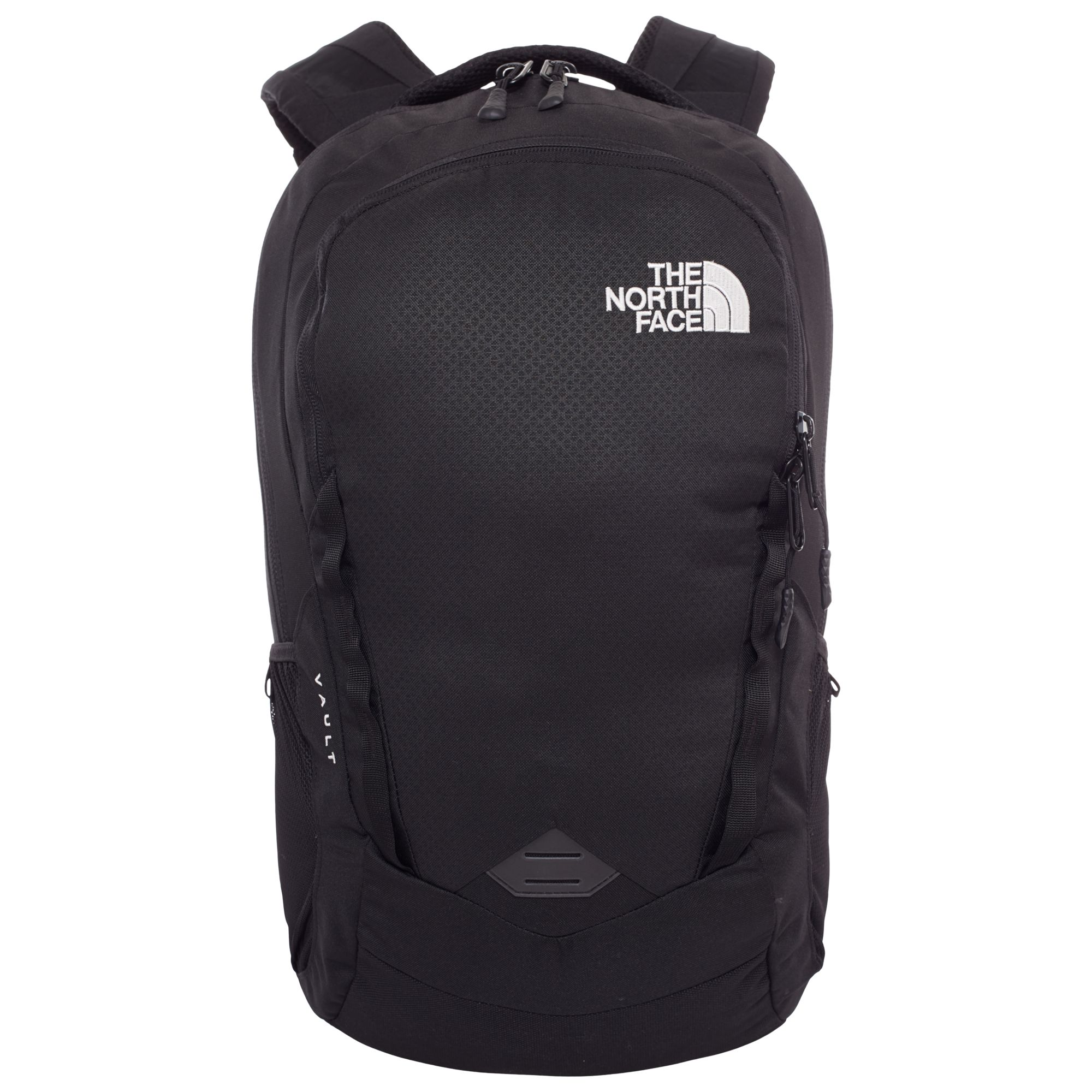 96b2c7e49 The North Face Vault Backpack, Black at John Lewis & Partners