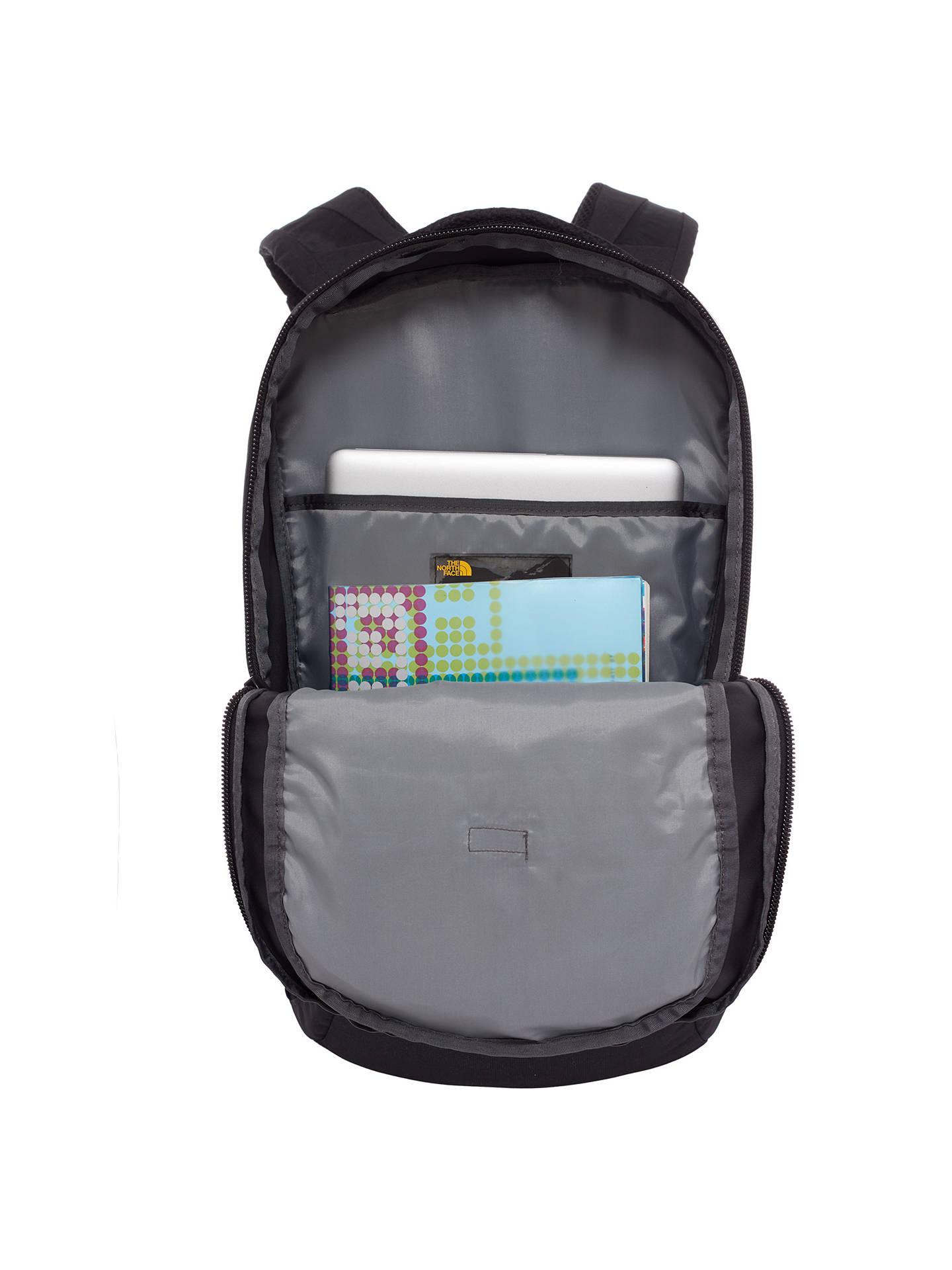 Oppdatert The North Face Vault Backpack, Black at John Lewis & Partners MJ-21