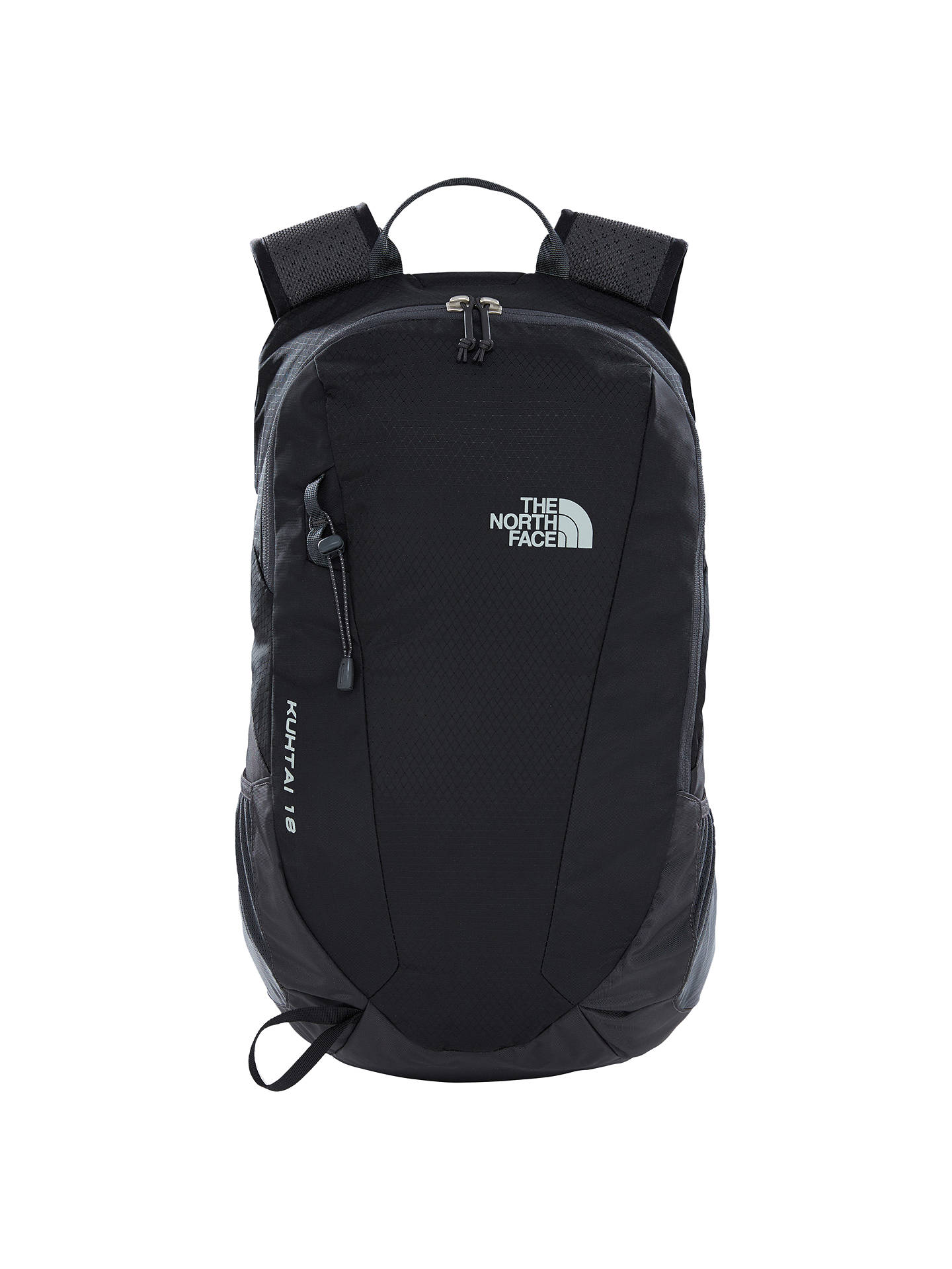 f73d793db The North Face Kuhtai 18 Backpack, Black at John Lewis & Partners
