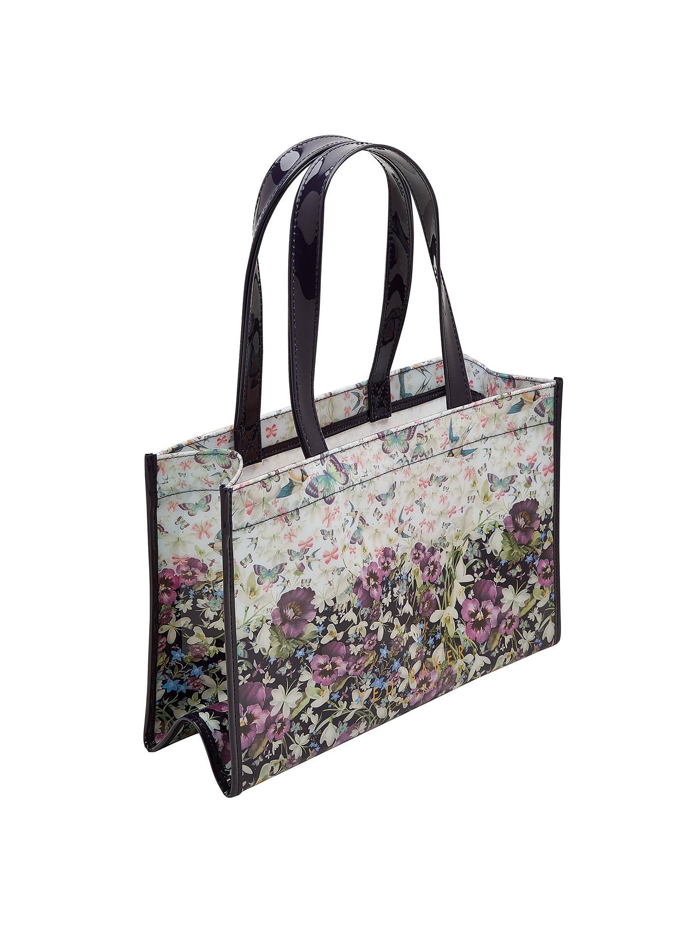 9463aa242cc55 ... Buy Ted Baker Gelly Entangled Enchantment Shopper Bag and Flip Flop  Set