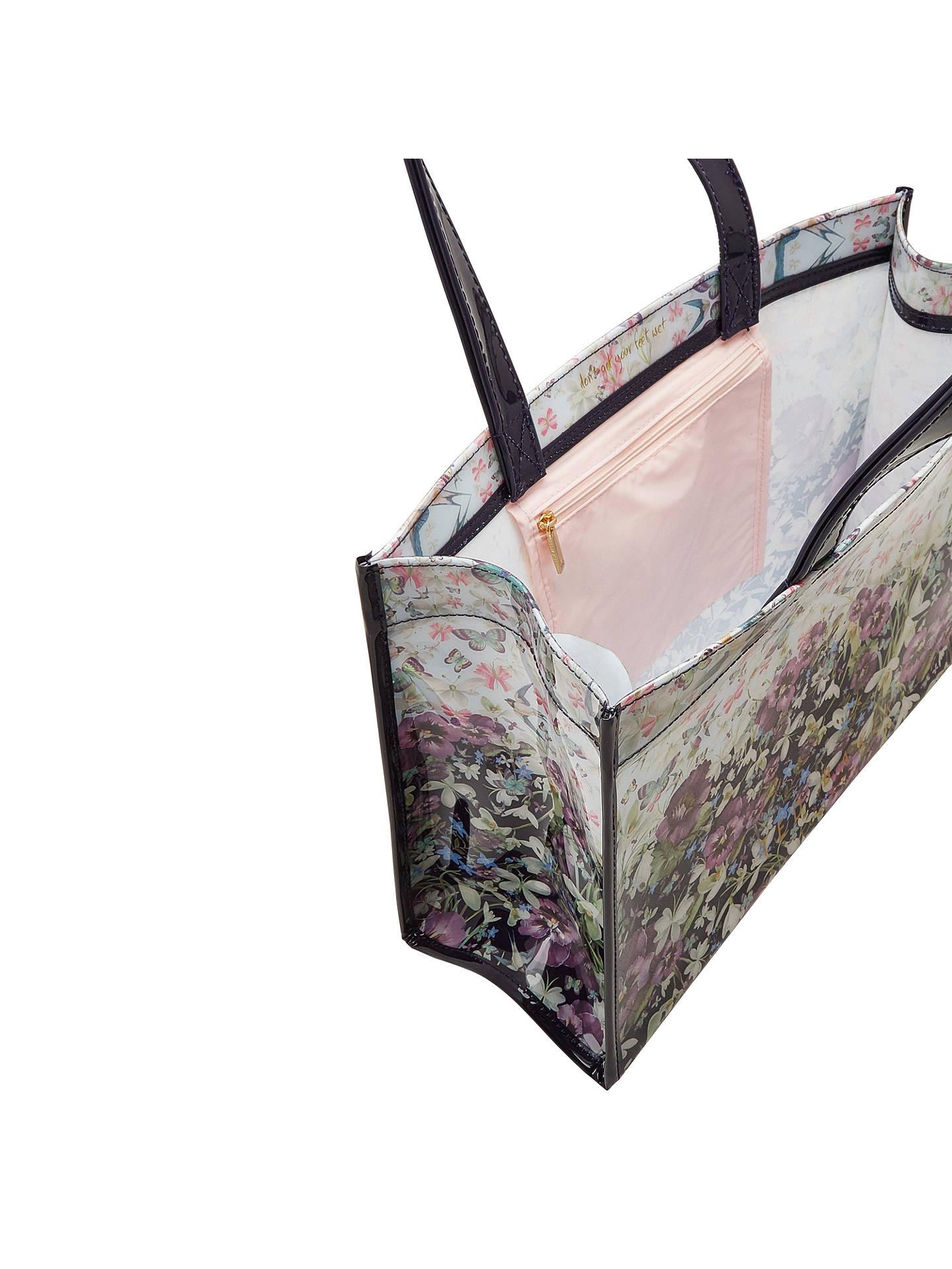 2fd7d13342792 ... Buy Ted Baker Gelly Entangled Enchantment Shopper Bag and Flip Flop Set
