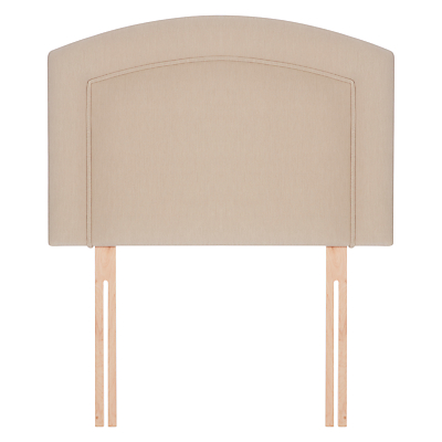 John Lewis Avebury Strutted Headboard, Single