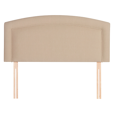 John Lewis Avebury Strutted Headboard, Super King Size