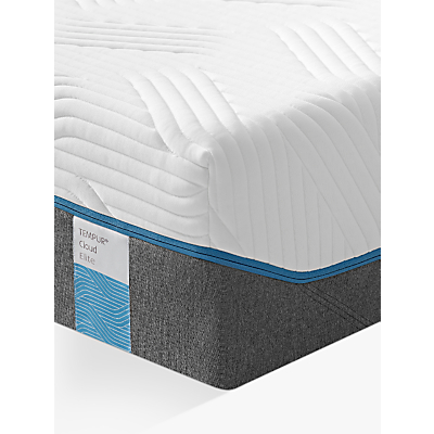 Tempur Cloud Elite 25 Memory Foam Mattress, Soft, Double
