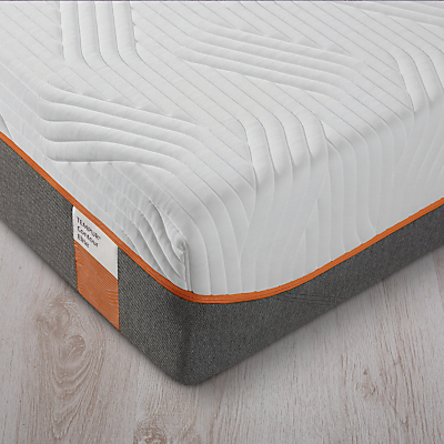 Tempur Contour Elite 25 Memory Foam Mattress, Firm, Double